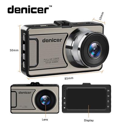 Caméra Avec Vision Nocturne Full HD 1080P