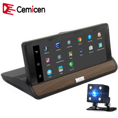 "Cemicen 7 ""IPS 3G Wifi dashcam Android 5.0 GPS navigateur"