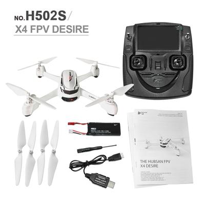 Hubsan H502S X4
