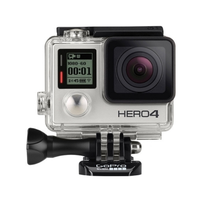 GoPro Hero 4 Silver Edition - Adventure