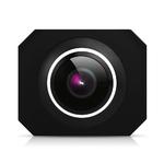 CHAUDE-4-K-HD-360-Degr-s-Cam-ra-Panoramique-VR-Mini-De-Poche-Unique-double