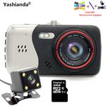 Yashianda-Voiture-Tachygraphe-4-Pouce-IPS-cran-Voiture-DVR-Novatek-Voiture-cam-ra-T810-Dash-Cam