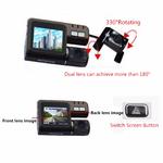 Double-Voiture-Cam-ra-Vrai-HD-1080-P-Haute-Vitesse-Conduite-Enregistreur-accident-Cam-H264-Dash