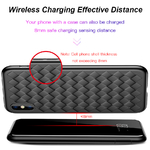 Baseus-LCD-8000mAh-QI-Wireless-Charger-2A-Dual-USB-Power-Bank-For-iPhone-X-8-Samsung