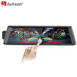 Junsun-10-Voiture-Dvr-ADAS-Dash-Cam-4g-Flux-R-troviseur-FHD-1080-p-Double-Lentille