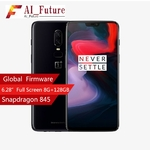 2018-Oneplus-6-T-l-phone-Portable-tanche-6-28-pouces-Snapdragon-845-Octa-Core-Android8