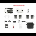 Hubsan H117S Zino blanc 1 batterie et 1 sac