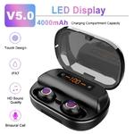 LED-affichage-bluetooth-5-0-couteur-2000-mAh-3600-mAh-4000-mAh-batterie-externe-TWS-sans