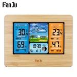 FanJu-FJ3373-Station-m-t-o-thermom-tre-num-rique-hygrom-tre-capteur-sans-fil-pr