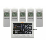 Station-m-t-o-sans-fil-avec-5-capteurs-5-canaux-cran-couleur-enregistreur-de-donn