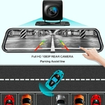 OLESED-T95-flux-r-troviseur-voiture-Dvr-miroir-tableau-de-bord-cam-ra-Dash-Cam-double