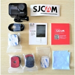 SJCAM-SJ9-Strike-Gyro-EIS-Supersmooth-4K-60FPS-WiFi-cam-ra-d-action-distance-Ambarella-puce