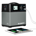 Suaoki-400Wh-alimentation-de-g-n-rateur-de-centrale-solaire-Portable-avec-courant-alternatif-cc-USB
