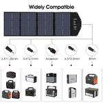 Suaoki-100W-pliable-panneau-solaire-chargeur-avec-PD-type-c-DC-12-18-V-USB-QC