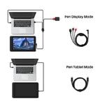 Huion-Kamvas-13-tablette-graphique-AG-verre-8192-cran-stylo-affichage-dessin-moniteur-sans-batterie-stylet
