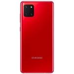 Samsung Note 10 lite 4G rouge 2