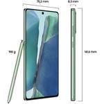 Samsung Galaxy Note 20 vert2