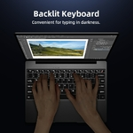 CHUWI-GemiBook-Pro-14-pouces-2K-cran-ordinateur-portable-12-go-RAM-256-go-SSD-Intel