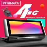 Cam-ra-de-tableau-de-bord-pour-voiture-enregistreur-vid-o-automatique-Android-8-1-4G