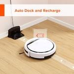 ILIFE-aspirateur-Robot-V3s-Pro-Machine-de-balayage-Recharge-automatique-appareils-de-nettoyage-balayeuse-lectrique-pour