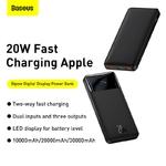 Batterie-externe-10000-mAh-batterie-externe-10000-mAh-Powerbank-PD-20W-chargeur-Portable-de-charge-pour