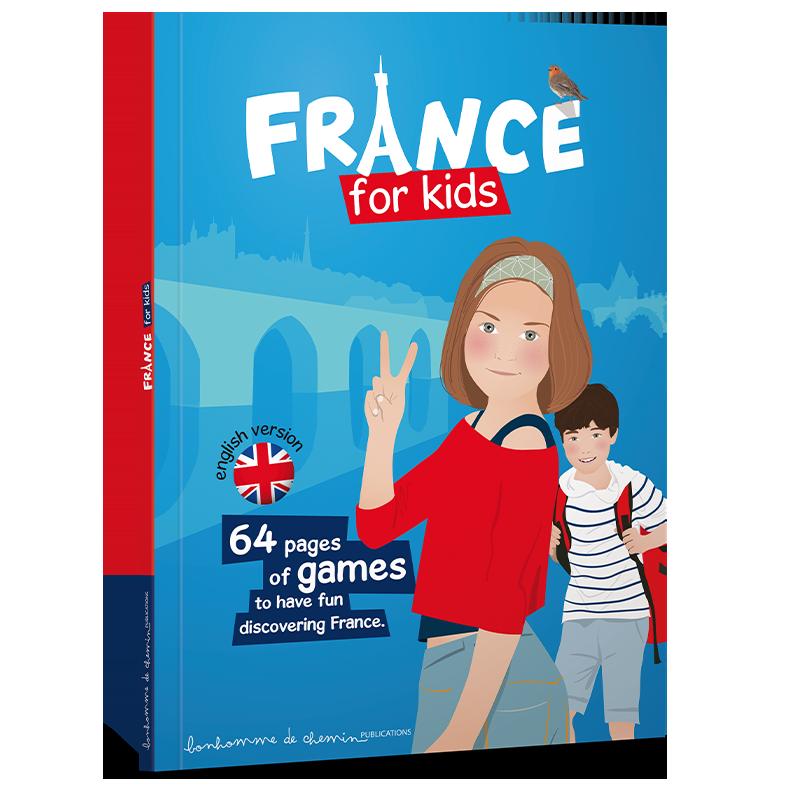 France for kids - English version
