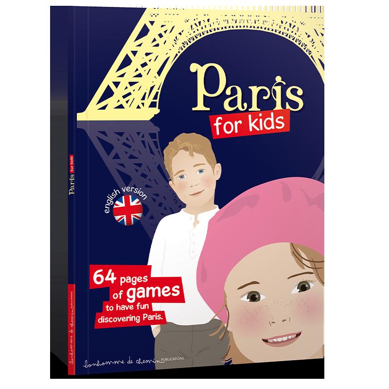 Paris for kids - English version