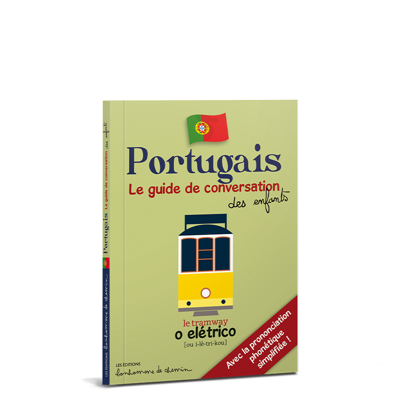 Portugais, le guide de conversation des enfants