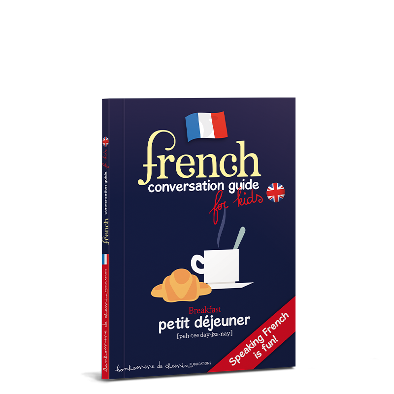 French, conversation guide for kids