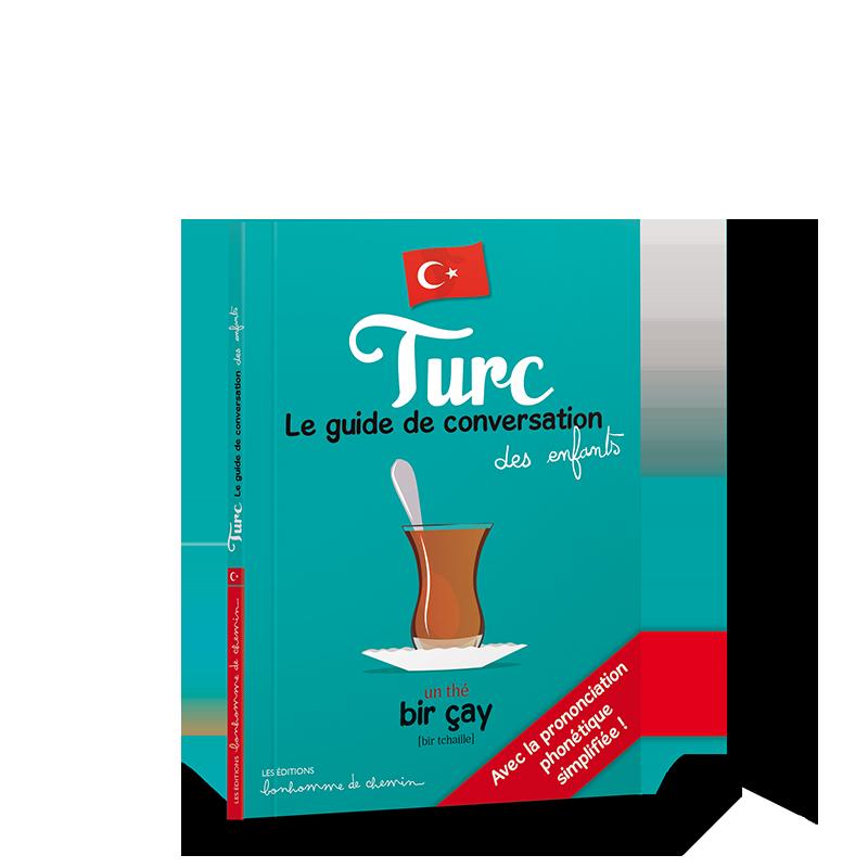Turc, le guide de conversation des enfants