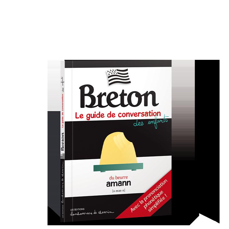Breton, le guide de conversation des enfants