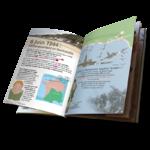 Normandie-des-enfants-6-juin-1944-debarquement-en normandie-plages-d-day-allies-seconde-guerre-mondialeomaha-utah-juno-gold-sword-beach-arromanches-port-artificiel-churchill