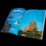 Barcelone-des-enfants-Catherale-Sagrada-familia-gaudi-espagne-catalogne