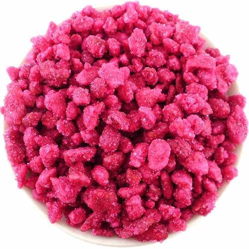 Petales de Rose Cristallises Eclats
