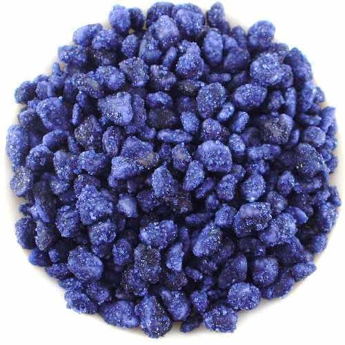 Fleurs Violette Cristalisees Eclats