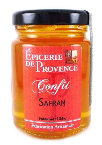 Confit Safran