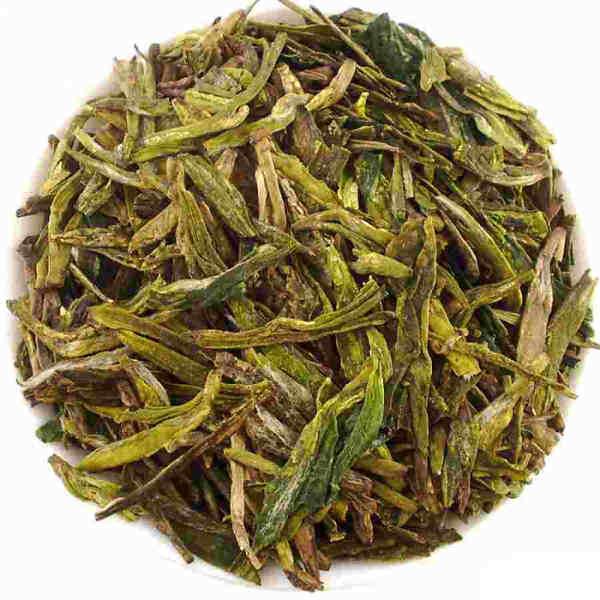 The Vert CHine Lung Jing Puits Dragon Premium Bio