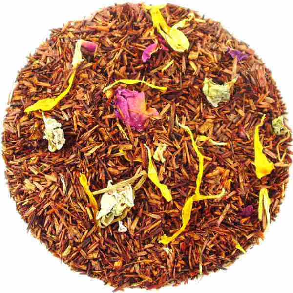 Rooibos Afrique Sud Parfume Orange Mangue Peche