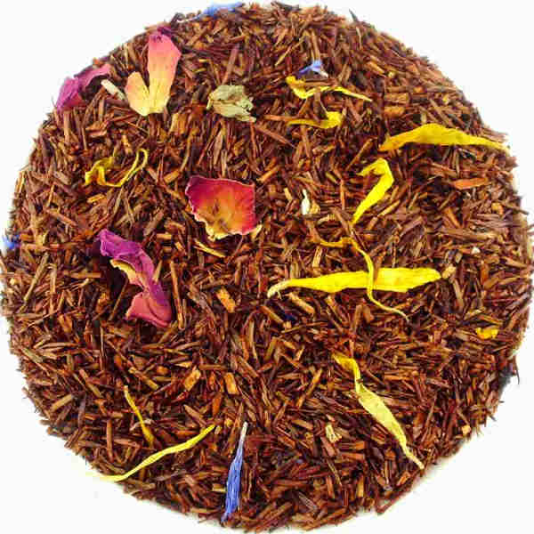 Rooibos Fruits Exotiques Peche Orange