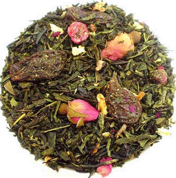 The Vert Parfume Jasmin Myrtille
