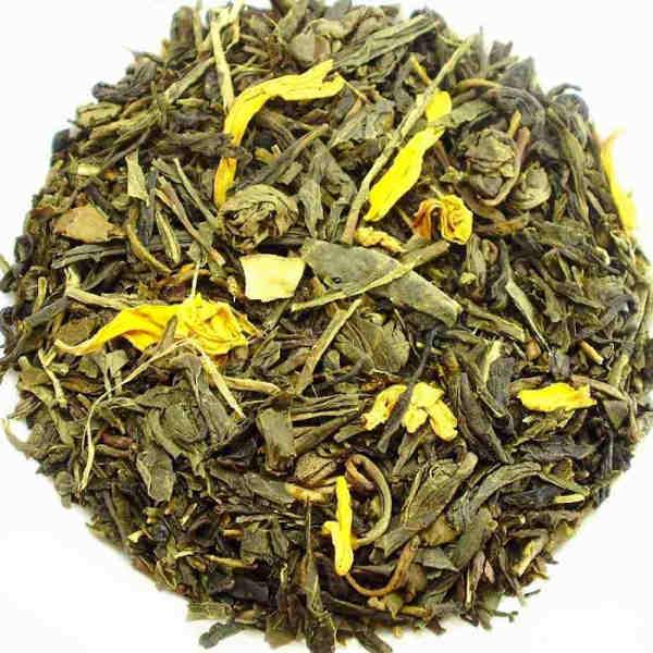 The Vert Parfume Bio Vanille Mandarine