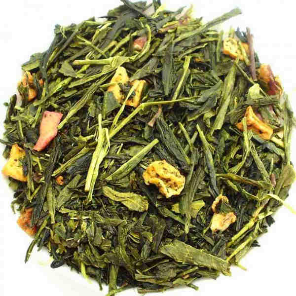 The Vert Parfume Bio Mangue Coing