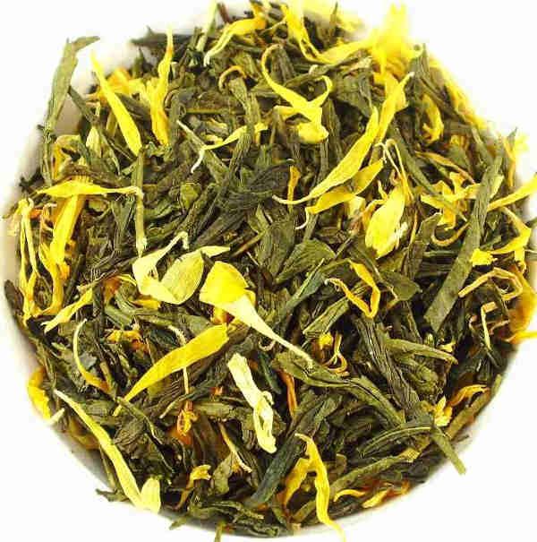 The Vert Parfume Sencha Mangue Fleurs