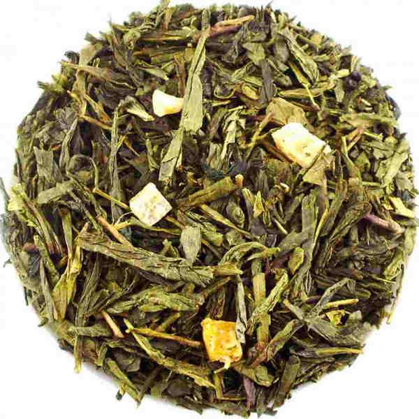 The Vert Parfume Sencha Mangue Morceaux
