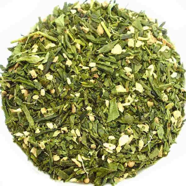 The Vert Parfume Gingembre Verveine