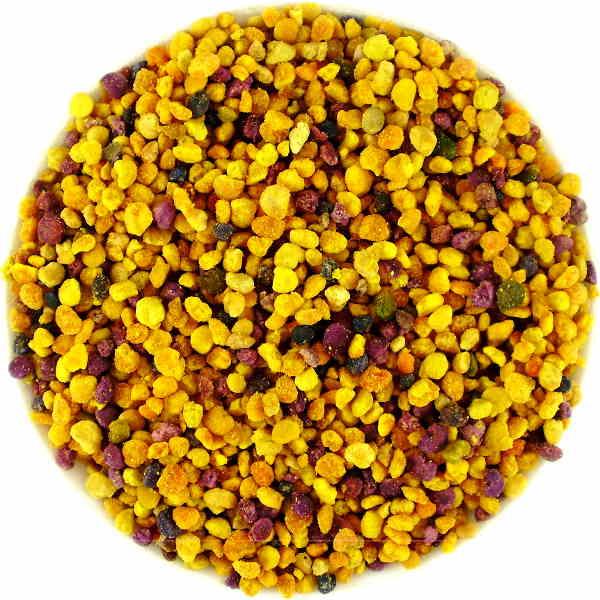 Pollen BIOLOGIQUE en Pelotes Toutes Fleurs Espagne