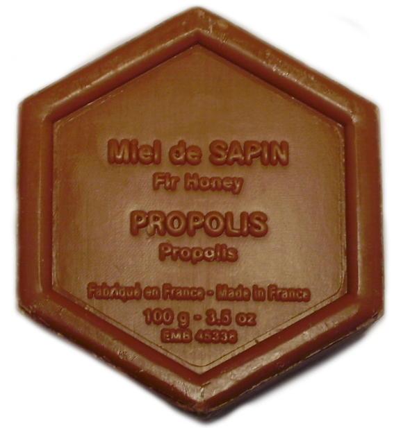 Savon Miel de Sapin Propolis France