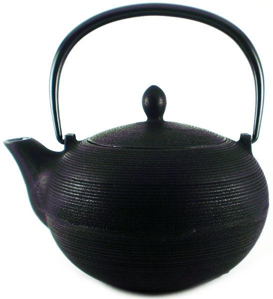 Théière Japonaise en Fonte IWACHU Itome Noir