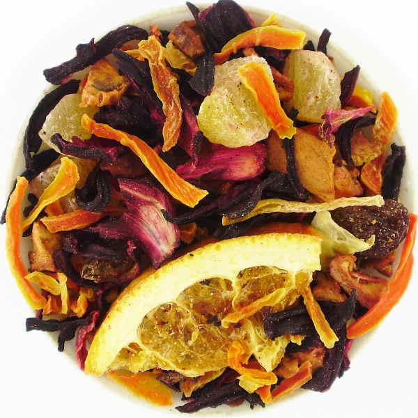 Infusion Orange Carotte Vitamine C
