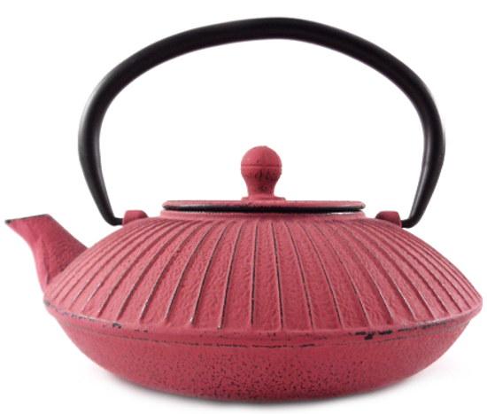 Theiere Fonte Emaillee Chine Filtre Inox Niu 0 78 Litre